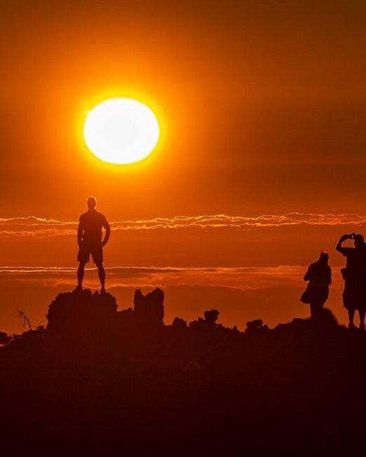 sunset 1 Peter Louer Dark Skies
